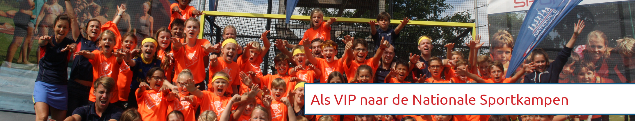 VIP Nationale Sportkampen