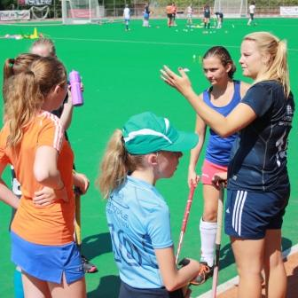 Hockeykamp in Barcelona