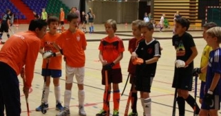Zaalhockey Advanced
